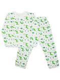 Пижамы Крокодильчики, Капля, Стрекоза, фото 2