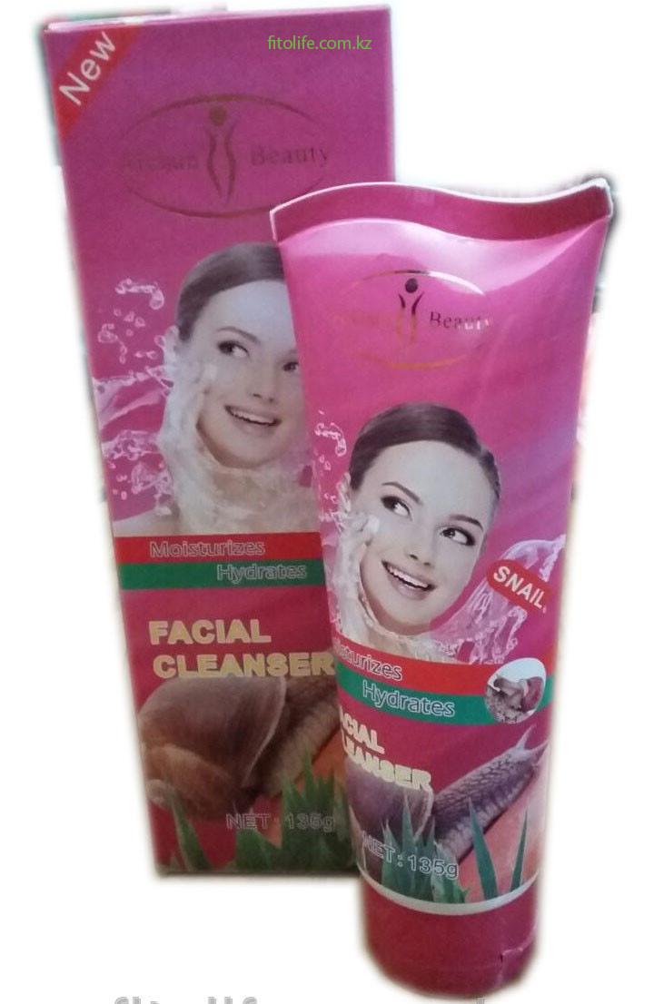 """Пенка для умывания лица """"Aichun Beauty"""", с экстрактом улитки"""