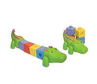 Пластиковый сортер Крокодил, фото 1