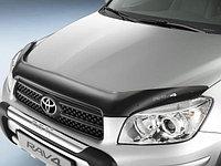Мухобойка (дефлектор капота) Toyota RAV4 2006-2009 OEM с логотипом