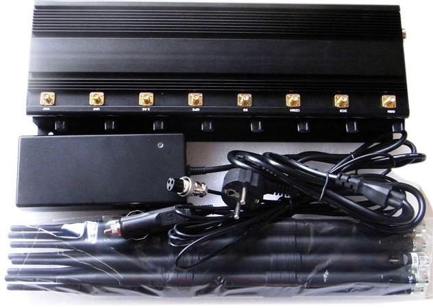 """""""Страж Х8 ПРО"""" комплектуется двумя адаптерами питания и восемью антеннами"""