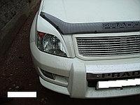Накладки на фары (реснички) Toyota Landcruiser Prado 120