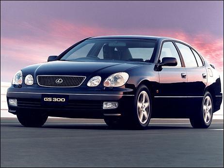 Lexus GS (160) 1998-2005