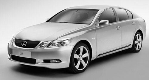 Lexus GS (190) 2006-2012