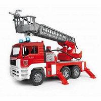 """Детская пожарная машина """"MAN"""" звук, свет"""
