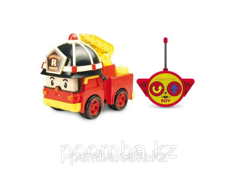 Детская пожарная радиоуправляемая машинка Рой (Roy)