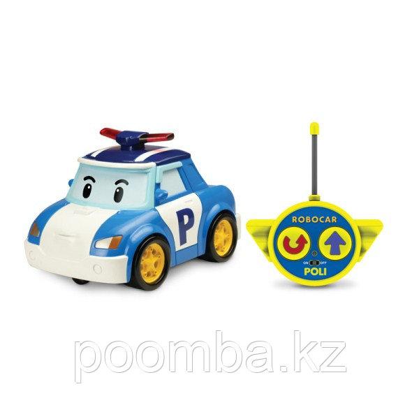 Полицейская машина Поли на радиоуправлении. Robocar Poli, 15 см