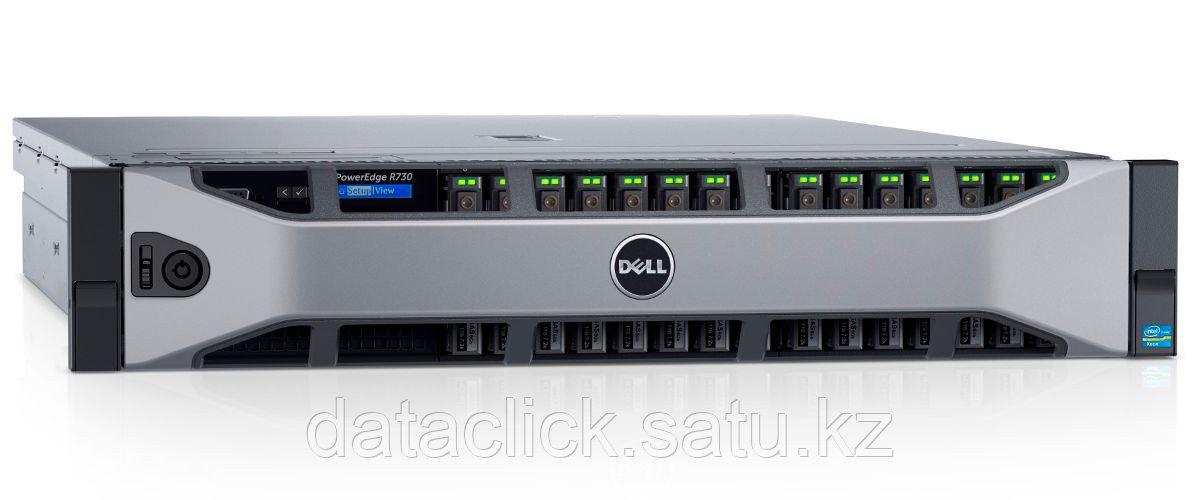 Сервер Dell PE R730  2 U/1 x Intel  Xeon E5  2620v3 210-ACXU_50