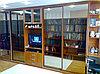 Мебель на заказ, книжные полки, книжные шкафы