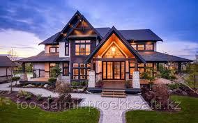 Проектирование эксклюзивных домов