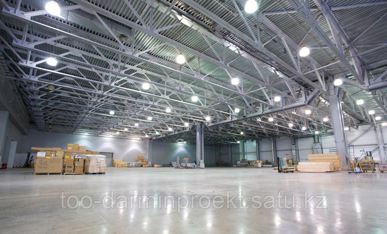 Проектирование складских зданий