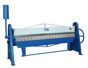 Листогиб ручной TDF-1.5х2500