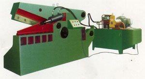Аллигаторные ножницы Q43-2000 (TFKJ)