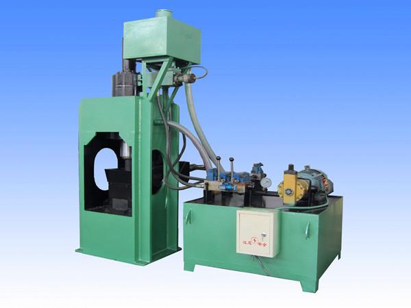 Пресс для брикетирования стружки Y83-1600 (TFKJ)