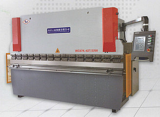 Листогиб гидравлический WC67Y-80T/3200 (Yuntai)