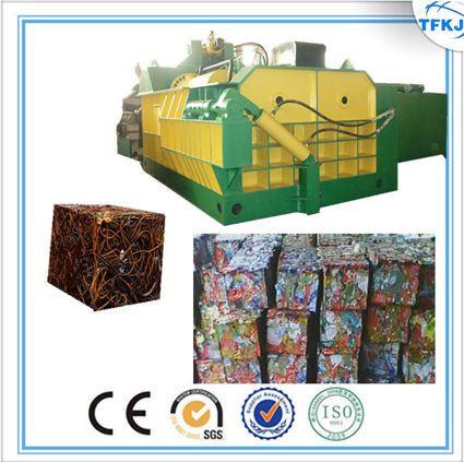 Пресс для пакетирования металлолома Y81F-4000A (TFKJ)