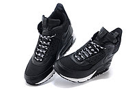 Зимние кроссовки Nikе Air Max 90 Sneakerboot Black White (40-45), фото 3