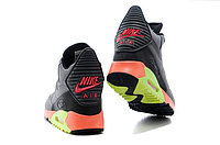 Зимние кроссовки Nikе Air Max 90 Sneakerboot Grey Lumigreen Carrot (40-45), фото 5
