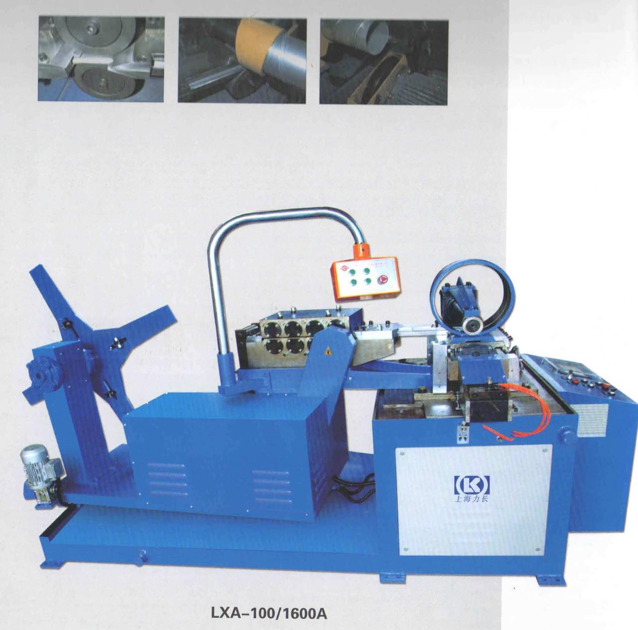 Спирально-навивной станок LXA-100/1250A