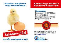 Инкубатор Фермер на 528 куриных яиц