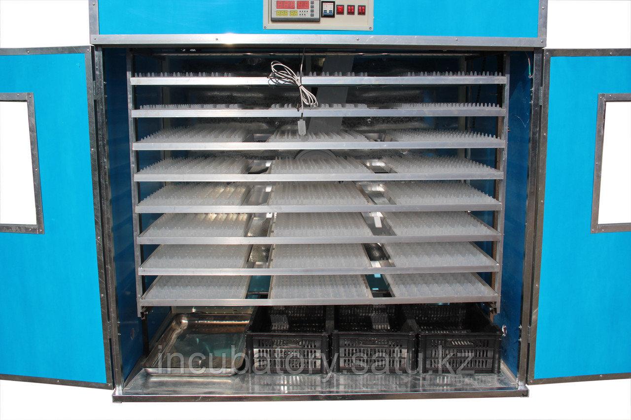 Инкубатор Промышленный на 3315 перепелиных яиц - фото 3