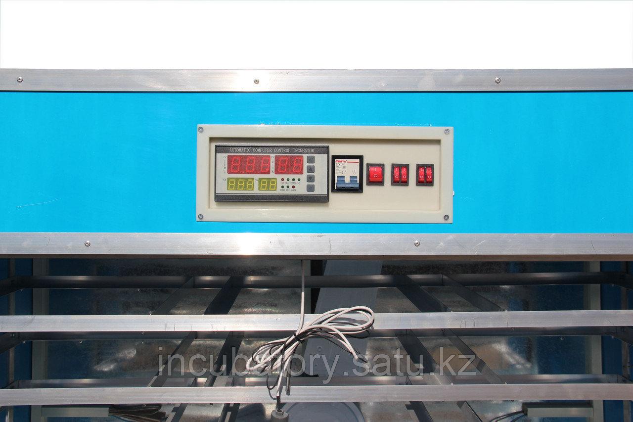 Инкубатор Промышленный на 3315 перепелиных яиц - фото 8