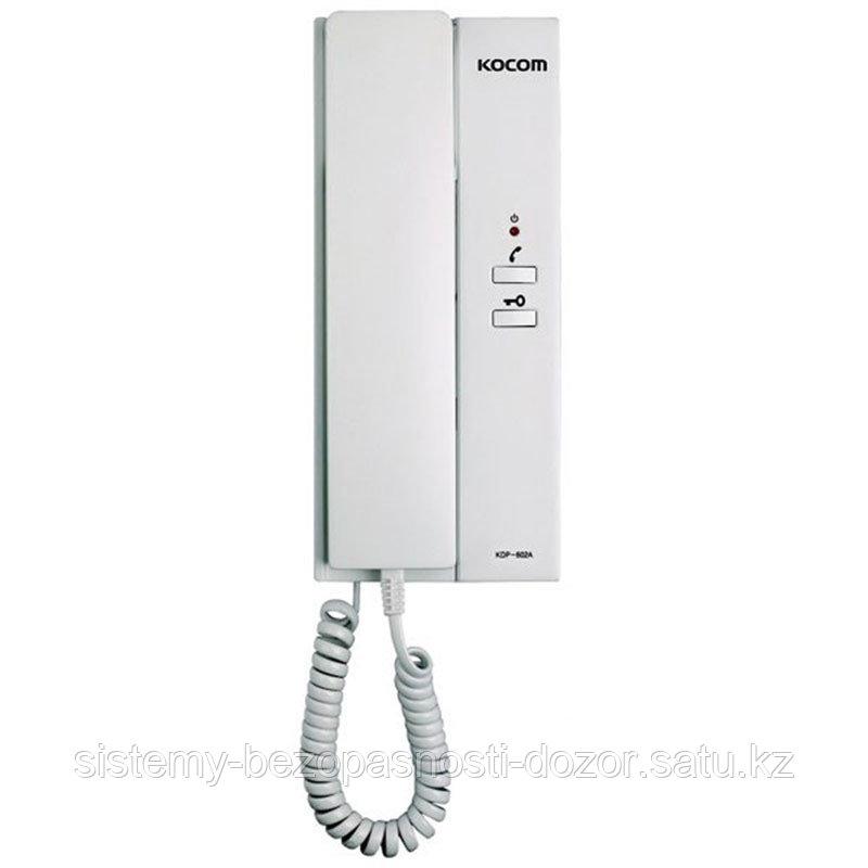 KDP-602G Kocom Трубка Аудиодомофона