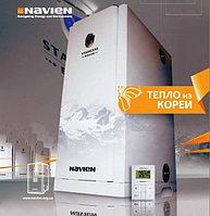 Напольный газовый котёл Navien (Навиен) GST 40К \250-400 м2.