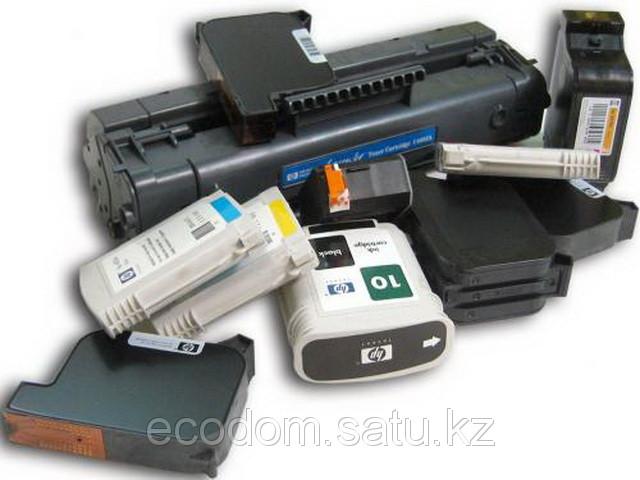 Утилизация картриджей и принтеров