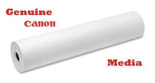 """Бумага для плоттера 17"""" 432mm x 50m, 80гр/м2,  3 рул./уп. CADP3R8017, Canon"""
