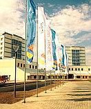 Флагшток фасадный металлический, фото 2