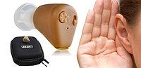 Аккумуляторный внутриушной слуховой аппарат Axon, фото 1