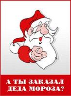Поздравление от Деда Мороза и Снегурочки в Павлодаре, фото 1