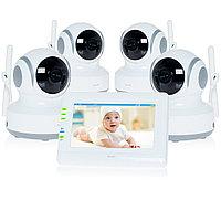 Видеоняня Ramili Baby (4 камеры), фото 1