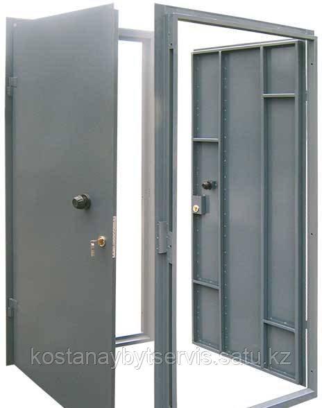 Дверь металлическая техническая