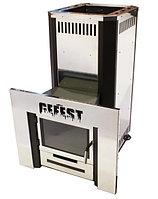 Банная дровянная печь Gefest 2 (28-50м3) для коммерческих саун.Термокрафт.Россия., фото 1