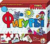 «Фигуры», настольная игра серии «Учись, играя»