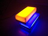 Брусчатка светодиодная, камень. Размеры 200*100*60, фото 4