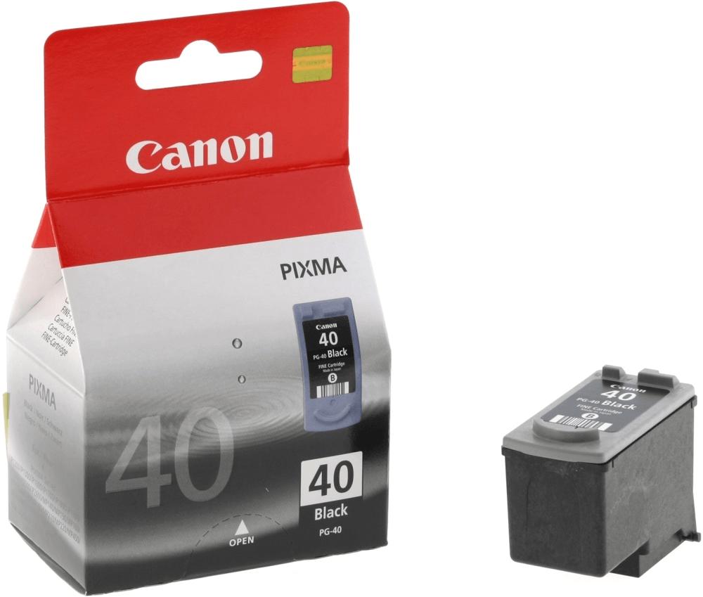 Картридж PG-40BK чёрный Canon
