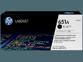 Картридж 651A HP CE340A Black LaserJet