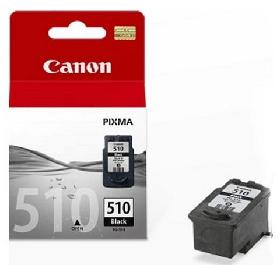 Картридж PG-510BK чёрный Canon