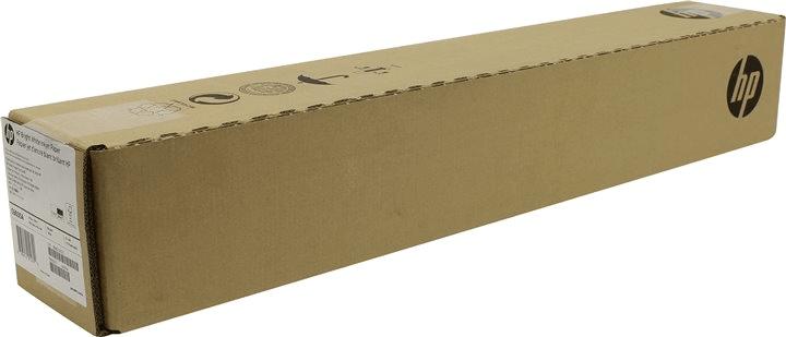 "Бумага для плоттера 24"" 610mm x 45.7m, 90гр/м2,  1 рул./уп. C6035A, HP"