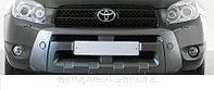 Накладка на передний бампер Toyota RAV4