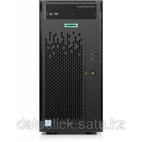 Сервер HP Enterprise ML10 Gen9 4U 838124-425 /1 xIntel  Xeon  E3-1225v5  3,3 GHz/8 Gb  DDR4  2133 MHz в Алматы