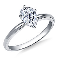 Сертификат GIA 0,27Сt J/SI1 EX Золотое 14K кольцо с бриллиантом , фото 1