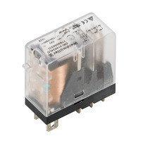 7760056310 DRI314012LD, Реле + LED+Диод, Количество контактов: 1, Номинальное напряжение: 12 В DC