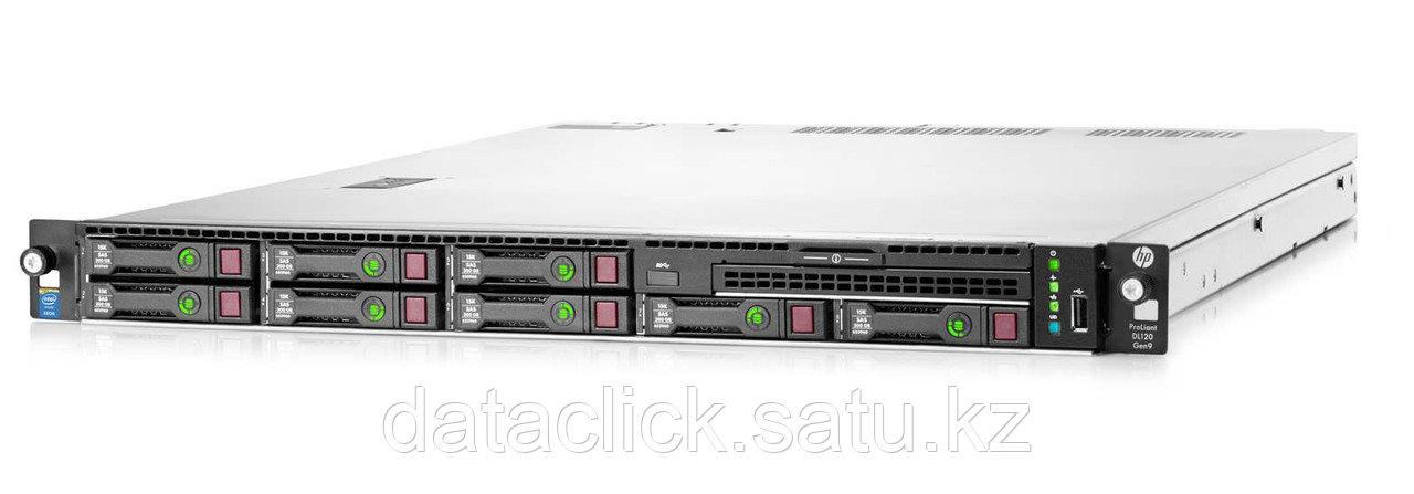 Сервер HP Enterprise DL120 Gen9 1U P9J17A /1 xIntel Xeon E5-2623v3 3GHz/16 Gb DDR4 2133 MHz/H240 в Алматы