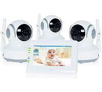 Видеоняня Ramili Baby (3 камеры), фото 1
