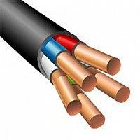 ВВГнг 3 х 4+1х2,5  кабель медный ГОСТ, фото 1