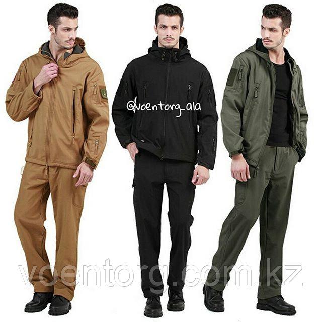 Тактический костюм Tad Gear Stealth (windstopper)